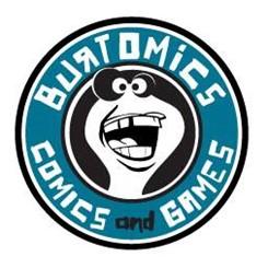 BURTOMICS COMICS & GAMES