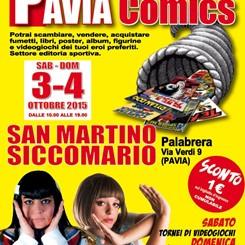 PAVIA COMIX