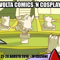 VOLTA COMICS 'N COSPLAY
