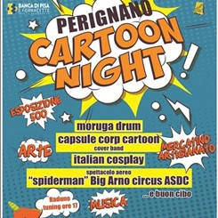 PERIGNANO CARTOONS NIGHT