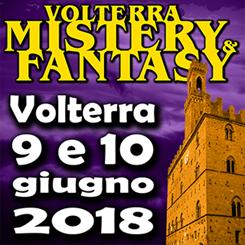 VOLTERRA MISTERY & FANTASY - COMICS & GAMES