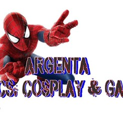 ARGENTA COMICS, COSPLAY & GAMES