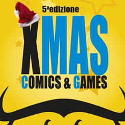 XMAS COMICS & GAMES