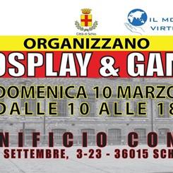 SCHIO COSPLAY & GAMES
