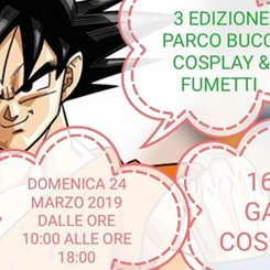 PARCO BUCCI IN COSPLAY