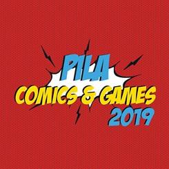 PILA COMICS & GAMES