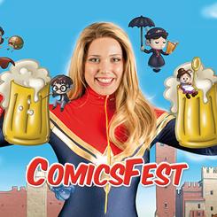 COMICS FEST (EX SAGRA DEI FUMETTI)