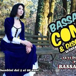 BASSANO COMIX &  DISCOMANIA WINTER EDITION