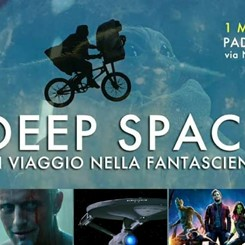 DEEP SPACE: FESTIVAL DELLA FANTASCIENZA