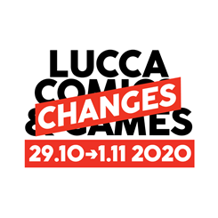 LUCCA COMICS AND GAMES - LUCCA CHANGES