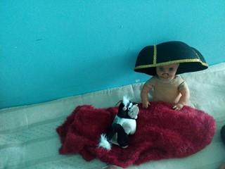 Little Torero Doll