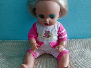 Big 80's Make Up Doll