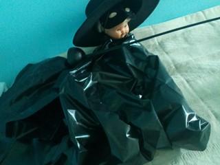 Little Zorro Doll